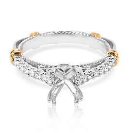 Verragio Parisian Diamond Engagement Ring Setting in 14K Gold 0.25 CTW