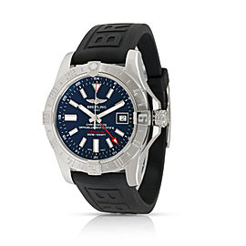 Breitling Avenger II GMT A32390 Men's Watch in Stainless Steel