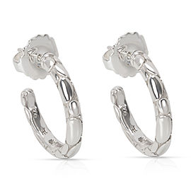 John Hardy Kali Medium Hoop Earrings in Sterling Silver