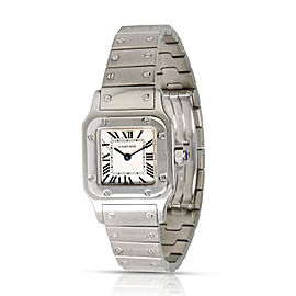 Cartier Santos Galbee W20056D6 Women's Watch in Stainless Steel