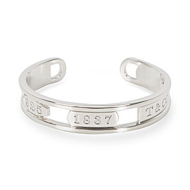 Tiffany & Co. 1837 Cuff in Sterling Silver