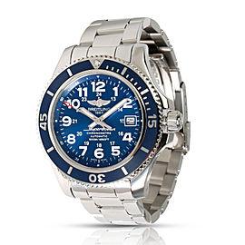 Breitling Superocean II 42 A17365D1/C915 Men's Watch in Stainless Steel