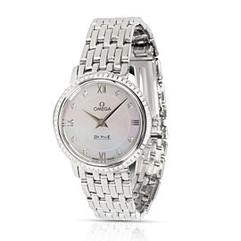 Omega Prestige 424.15.27.60.55.001 Women's Watch in Stainless Steel