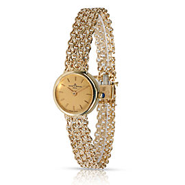 Baume & Mercier Dress Dress Women's Watch in 14kt Yellow Gold