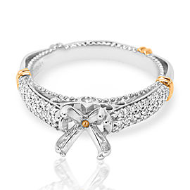 Verragio Parisian Collection Diamond Engagement Ring Setting in 14K Gold