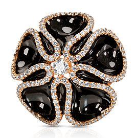 Diamond Fashion Ring in 18K Rose Gold (1.48 CTW)