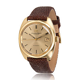 IWC Classique Classique Men's Watch in 18K Yellow Gold