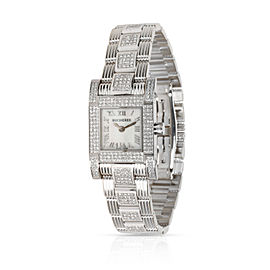 Bucherer Pathos 10505.02.75.32 Women's Watch in 18kt White Gold