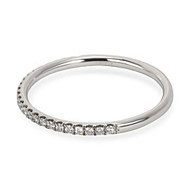 Harry Winston Mico Pave Diamond Band in Platinum 0.29 CTW