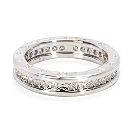 Bulgari B Zero 1 Diamond Band in 18K White Gold 0.68 CTW