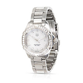 Tag Heuer Aquaracer WAY1414.BA0920 Women's Watch in Stainless Steel