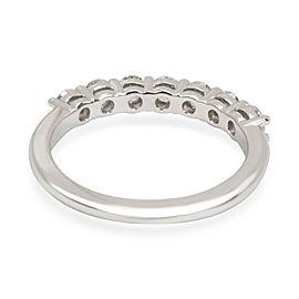 Tiffany & Co. Embrace Diamond Wedding Ring in Platinum 0.56 CTW