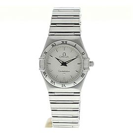 Omega Constellation Quartz Womens Watch (Certified Pre-Owned)