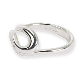 Tiffany & Co. Elsa Peretti S Band in Sterling Silver