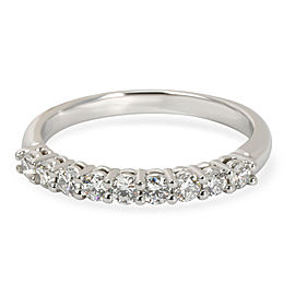 Tiffany & Co. Embrace Diamond Band in Platinum 0.27 CTW
