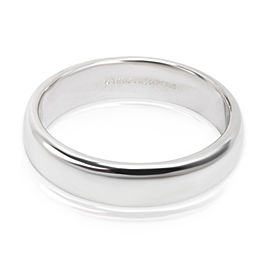 Tiffany & Co. Classic Wedding Band in Platinum (6 mm)