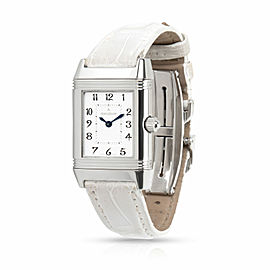 Jaeger-LeCoultre Duetto 266.8.11 Women's Watch in Stainless Steel