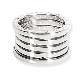Bulgari B Zero 1 Ring in 18KT White Gold