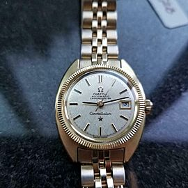 Ladies Omega Constellation 568.011 Automatic w/Date, c.1968 Swiss Luxury LV628