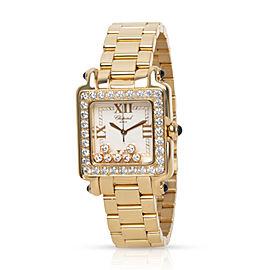 Chopard Happy Sport 27/6770 Unisex Watch in 18kt Yellow Gold