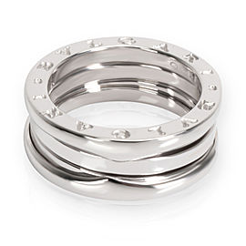 Bulgari B.zero1 Ring in 18K White Gold