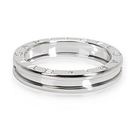 Bulgari B.zero1 Ring in 18K White Gold