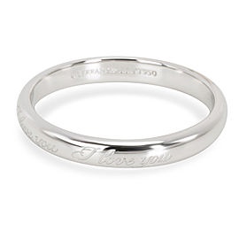 "Tiffany & Co. ""I Love You"" Ring in Platinum"