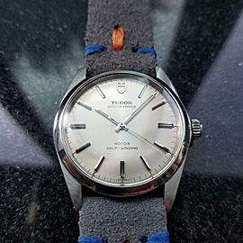 Men's Tudor Oyster Prince Vintage Automatic ref.90200 c.1979 Swiss Used LV609GRY