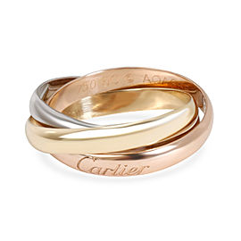 Cartier Trinity Fashion Ring in 18K Tri-Colored Gold