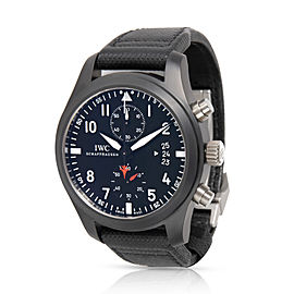 IWC Top Gun IW388001 Men's Watch in PVD