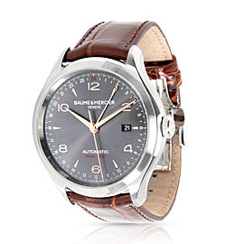 Baume & Mercier Clifton GMT MOA10111 Men's Watch in Stainless Steel