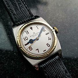 Men's Rolex Oyster Viceroy 3359 14k Gold & SS Hand-Wind, c.1946 Vintage MA163BLK