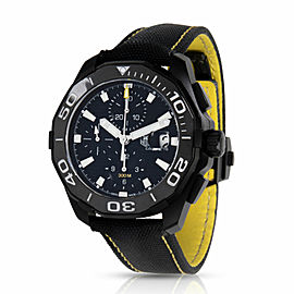 Tag Heuer Aquaracer CAY218A.FC6361 Men's Watch in PVD