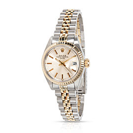 Rolex Datejust 6917 Women's Watch in 14kt Yellow Gold/Steel