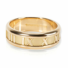 Tiffany & Co. Atlas Band in 18K Yellow Gold