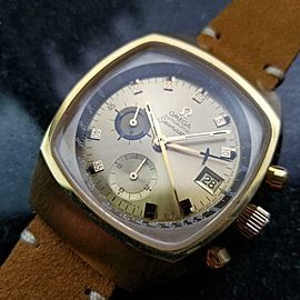 Men's Omega Seamaster Chronograph Automatic w/Date ref.176.005, c.1970s LA2TAN