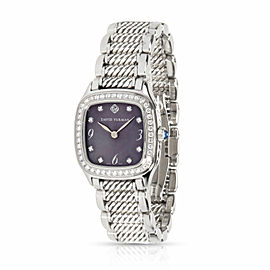 David Yurman Thoroughbred T304-XSST Women's Watch in 925 Sterling Silver/Stainle