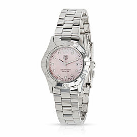 Tag Heuer Aquaracer WAF141A.BA0824 Women's Watch in Stainless Steel