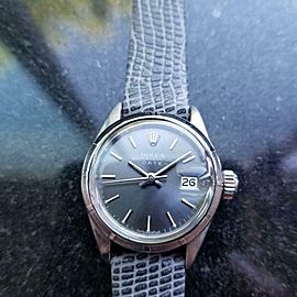 Ladies Rolex Oyster Perpetual Date Ref.6919 25mm Automatic, c.1970s LV839GRY