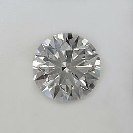 GIA Certified Round cut, a color, VS1 clarity, 0.94 Ct Loose Diamond