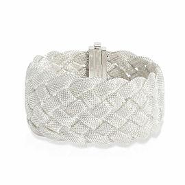 Tiffany & Co. Braided Mesh Bracelet in Sterling Silver