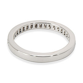Tiffany & Co. Diamond Band in Platinum 2mm 0.2 CTW