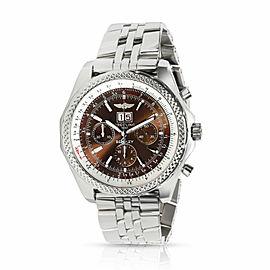Breitling Bentley 6.75 A4436212/Q504 Men's Watch in Stainless Steel