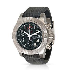 Unworn Breitling Avenger Bandit Titanium E1338310/M534 Men's Watch in Titanium