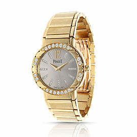Piaget Polo GOA26032 Women's Watch in 18kt Yellow Gold