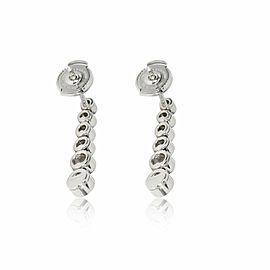 Tiffany & Co. Jazz Diamond Earrings in Platinum 1.25 CTW