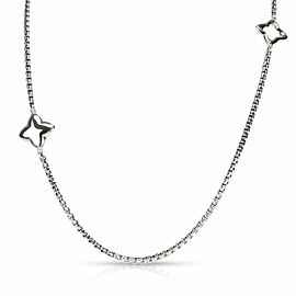 David Yurman Chain Collection Necklace in Sterling Silver