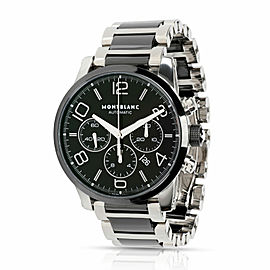 Montblanc Timewalker 103094 Men's Watch in Stainless Steel/Ceramic