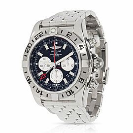 Breitling Chronomat GMT AB0413B9/BD17 Men's Watch in Stainless Steel