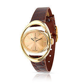 Baume & Mercier Vintage 36642.9 Ladies Watch in 18K Yellow Gold